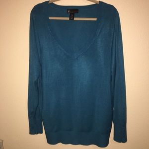 Lane Bryant 18/20 (2x) Blue - Light Sweater